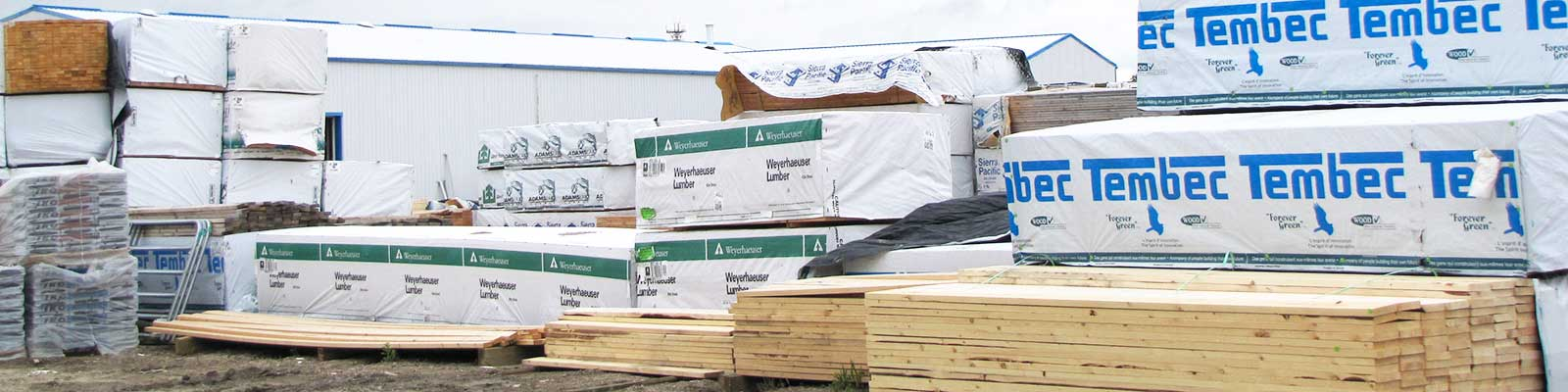 Lumber - A D  Martin Lumber